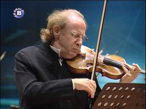 Orkestra Akademik Başkent 20 Kasım 2013 Konseri - Ertuğ Korkmaz - Ilya Grubert