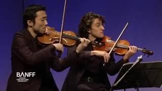 BISQC Day 6: Ad Lib Round; Quartet Berlin-Tokyo, Omer Quartet, Rolston String Quartet