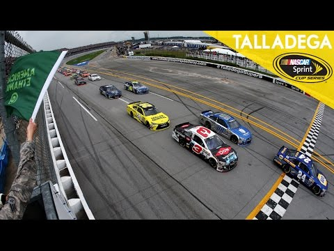 NASCAR Sprint Cup Series - Full Race - Geico 500 Mp3