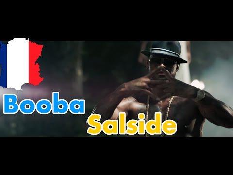 FRANE RAP REACTION: Booba - Salside (Clip Officiel) | German reacts