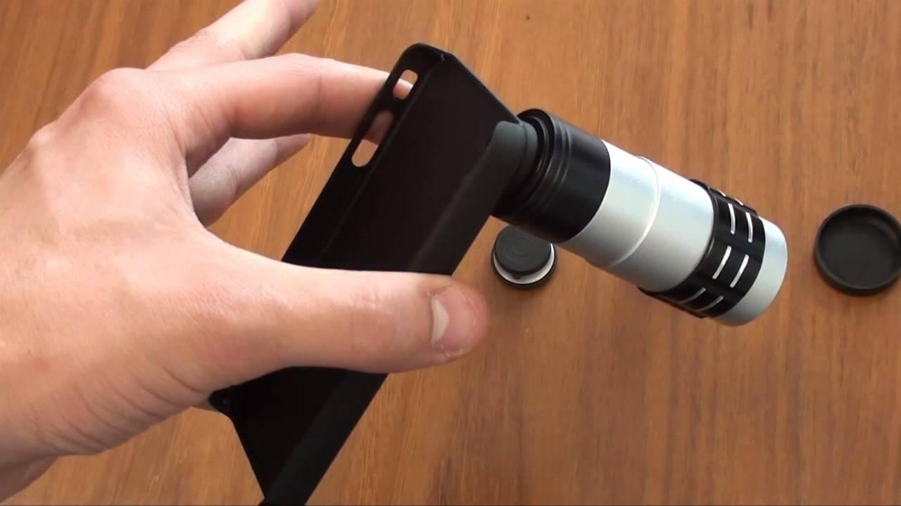 In iphone lens kit estore video demonstration youtube