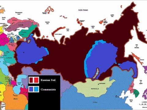 Alternate History of Russia