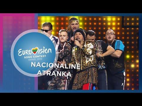 """""""Antikvariniai Kašpirovskio dantys"""" - """"Mažulė"""" - Nacionalinė Eurovizijos atranka"""