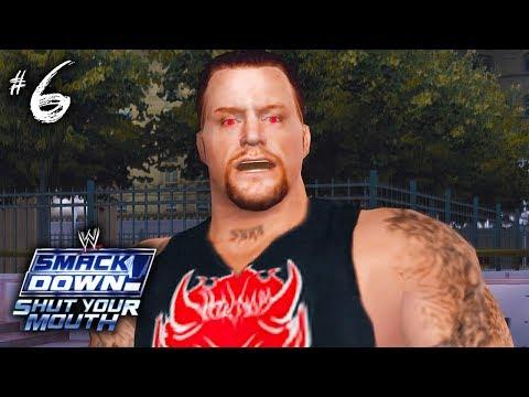 THE ROCK'S DEATH?!!   WWE Smackdown Shut Your Mouth (Season Mode)