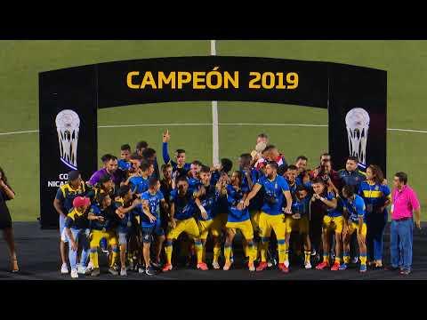 FINAL COPA NICARAGUA 2019  MANAGUA FC VS CACIQUE DIRIANGÉN