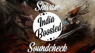 Shivam - Bahubali 2 | Sound Check | 🎧 Bass Boosted 🎧