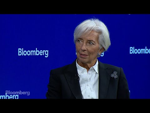 IMF's Lagarde on Women, U.S. Election, Italy, Brexit