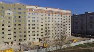 Рубежное, новый дом почти закончен 21.04.2018