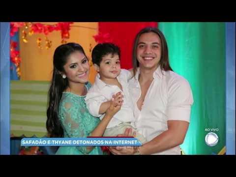 Hora da Venenosa: Wesley Safadão é detonado por fãs por causa de foto com a família