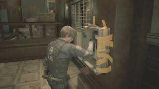 Resident Evil 2 REmake (Demo) Speedrun-2:58