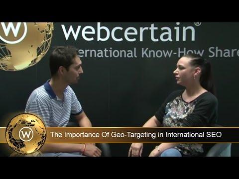 Explaining The Importance Of Geo-Targeting in International SEO