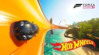 Forza Horizon 3 Hot Wheels Bugatti Veyron Gameplay HD 1080p 60fps