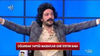 Gambar cover Oğlundan Masrafları İsteyen Baba - Fazıl Taşar ile Adam Haber | 3 Adam