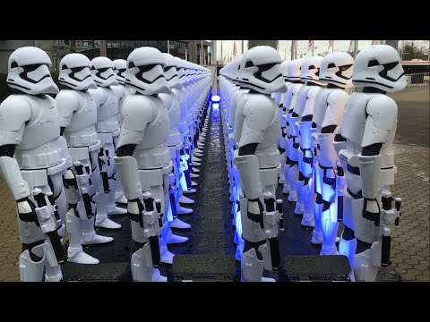 Star Wars Great Big Stormtrooper Army