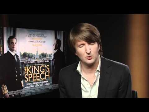 The King's Speech:  Tom Hooper | Empire Magazine