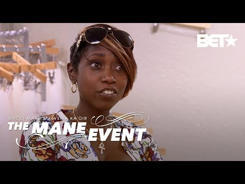 Will The Bridesmaids Ever Be Able To Get Along? | The Mane Event