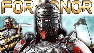 WORST CENTURION EVER | For Honor Gameplay