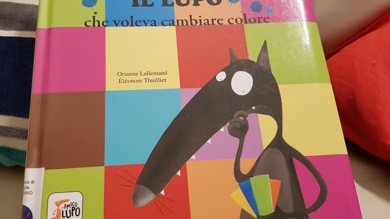 Il lupo che voleva cambiare colore - DAY #14 Calendario ...