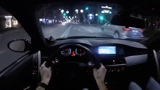 BMW M5 E60 Georgia Tbilisi Test Drive Drift