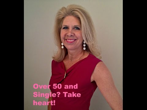 Over 50 and Single? You are not alone! | Single Women Over 50