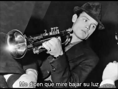 Born To Be Blue Chet Baker Sub Espanol Youtube