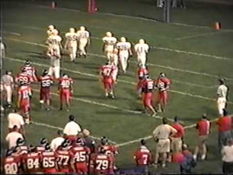 1999 Dayton Ohio Carroll Football vs Alter
