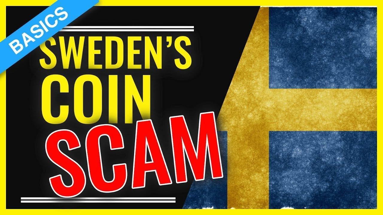 sweden backs cryptocurrency