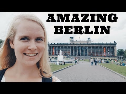 Berlin, Germany | travel vlog: Berlin cathedral, Checkpoint Charlie, Reichstag, Brandenburg gate