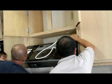 microwave-installation
