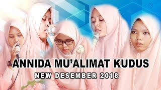 Download Video ANNIDA MUA'LIMAT KUDUS SUARANYA MERDU SEKALI FULL SHOLAWAT MP3 3GP MP4