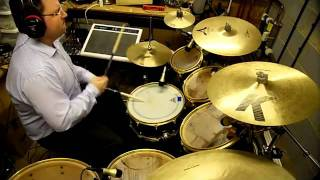 Kelly Rowland   Work   Drum Cover Freemasons Remix