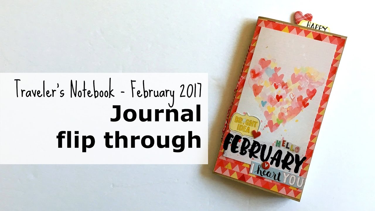 Youtube How To Make A Traveler S Journal