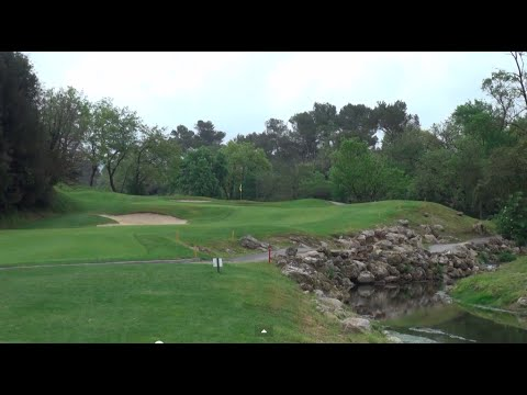 Golf Country Club de Saint Donat, Cannes, Ranska
