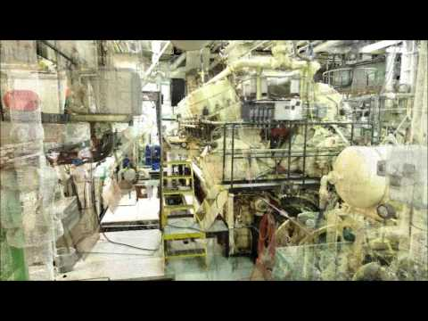 Engine Room 3D Laser Scan Walkthrough