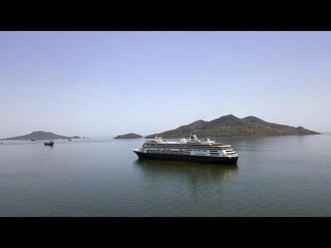 شاهد: بنما تسمح لسفينة سياحية هولندية بعبور القناة بعد أن تقطعت بها السبل بأمريكا الجنوبية…  - نشر قبل 40 دقيقة