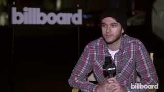 "Zedd Discusses Ariana Grande's ""Break Free"" Single"