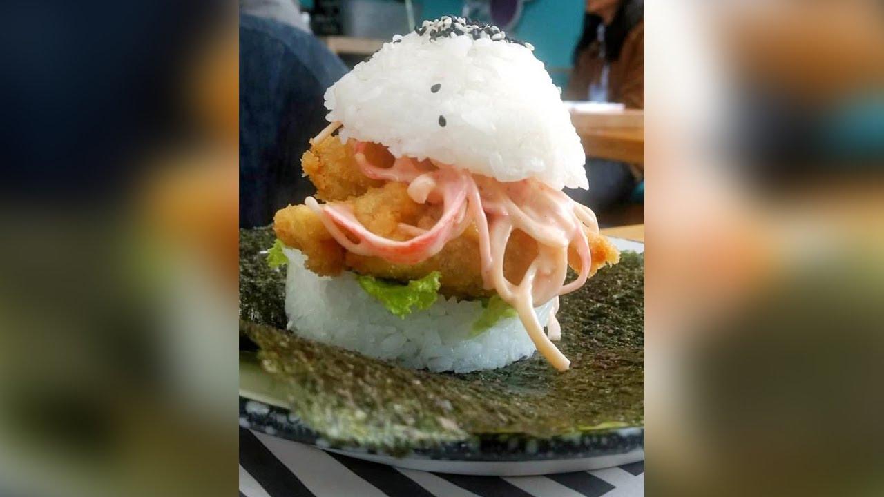 La Sushi Burger llega al Tanque 🍣🍔 | #Shorts | Shark Tank Colombia
