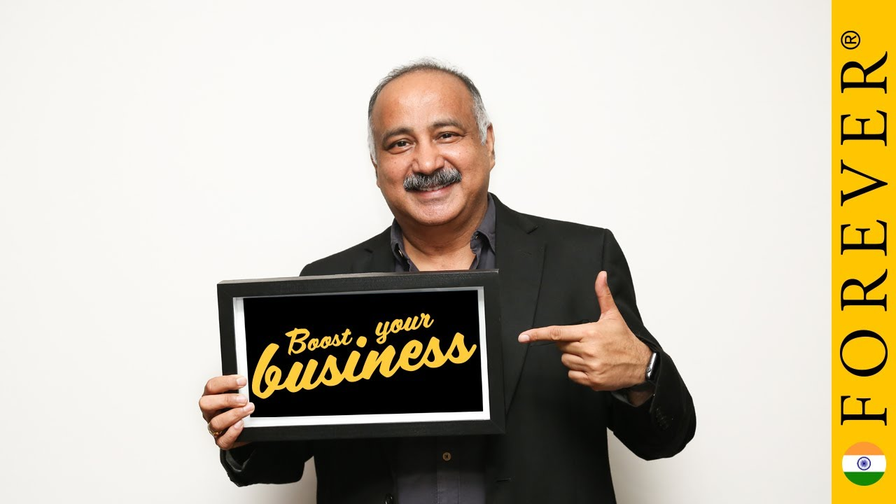 Boost your Business | Incentive | Forever Living India