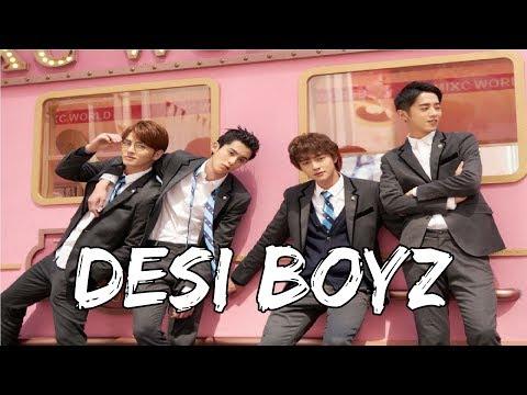 Desi Boyz || Chinese Mix || Meteor Garden 2018