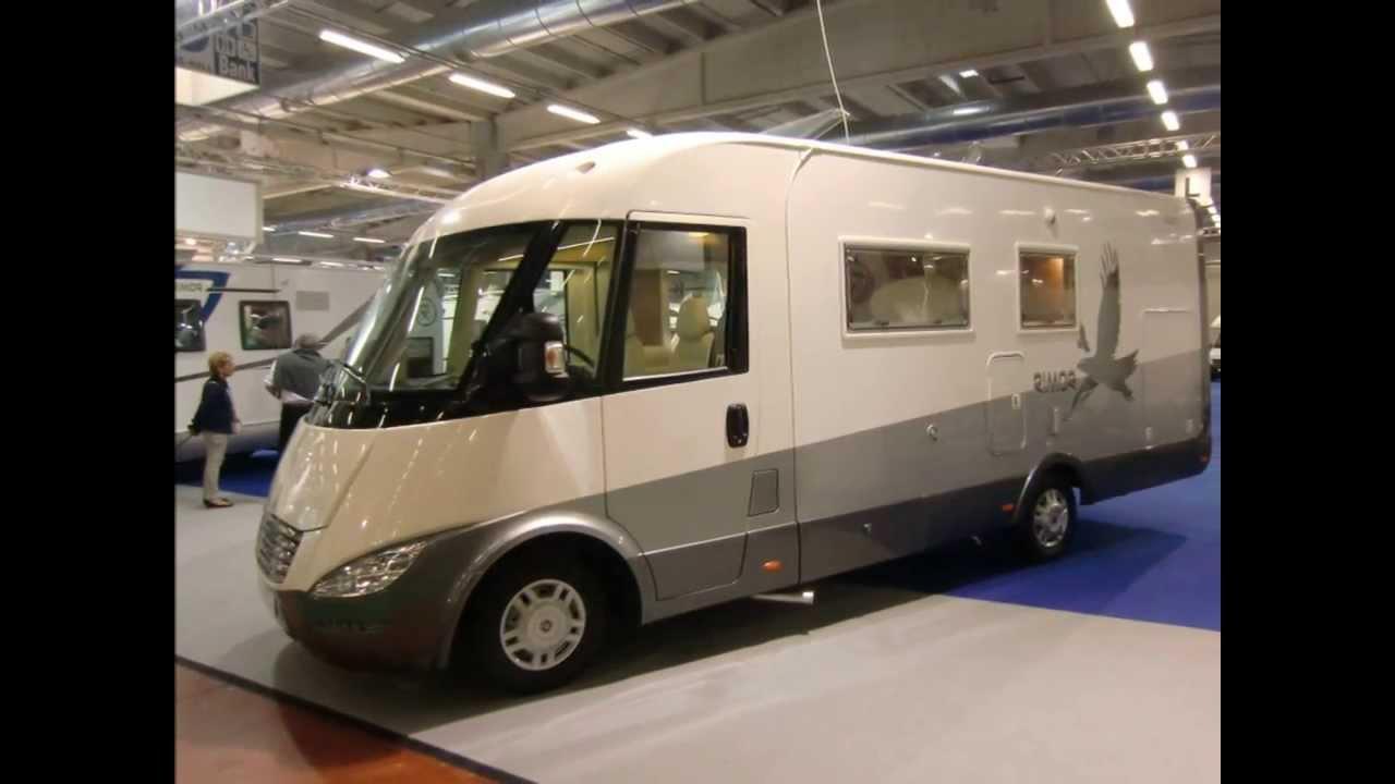 7 Seater Vehicles >> Perugia Caravan presenta Rimor Motorhome - YouTube