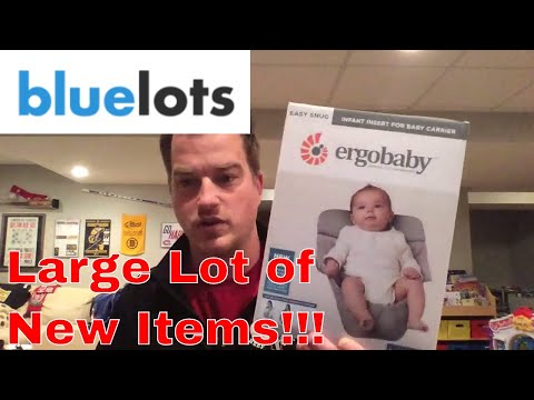 Finally 2nd BlueLots Has Arrived and We're Unboxing It! New Items in Package