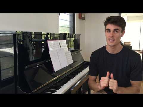 Joel Paszkowski -Tisch Graduate Musical Theatre Writing Program - My Cause campaign