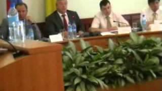 Хинштейн А Е Ростов на Дону 6 06 2011 дольщики ч 3