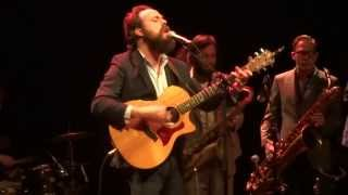 Iron and Wine - The Desert Babbler (HD) Live in Paris 2013