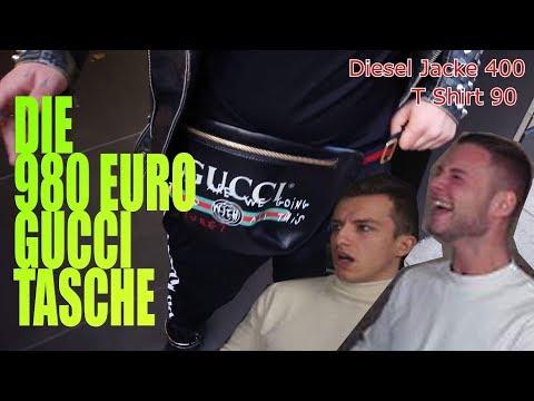 Die 980 Euro Gucci Tasche...