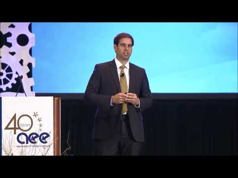 J.B. Straubel From Tesla Speaking at  2016 WEEC Opening Session
