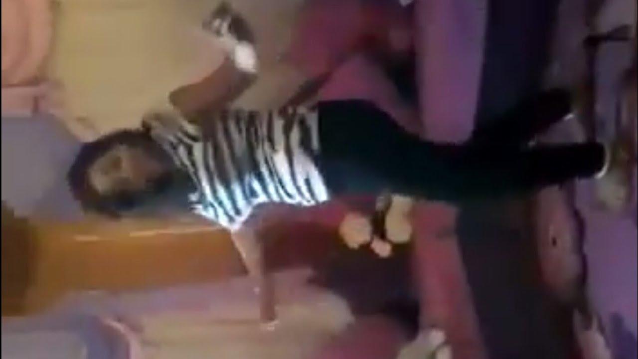 رقص منزلي روعه