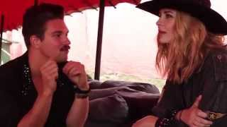 Interview With Mischa Barton - Vapestick At Bestival