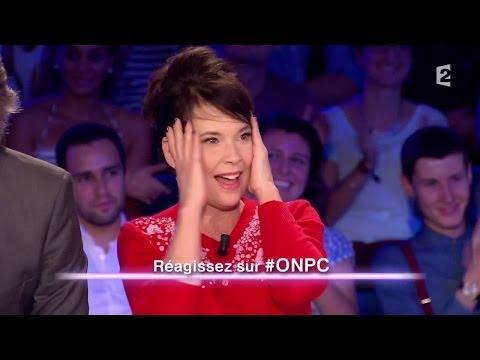 """Anne Dorval à Eric Zemmour """"Je suis consternée !"""" #ONPC"""