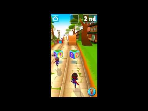 Ninja Kid Run/Fun Race Ninja Kids